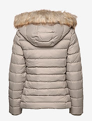 Tommy Jeans - TJW ESSENTIAL HOODED - padded jackets - mourning dove - 5