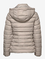 Tommy Jeans - TJW ESSENTIAL HOODED - padded jackets - mourning dove - 6