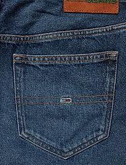 Tommy Jeans - TJ SHORT DENIM SKIRT - jupes courtes - tj save mid bl rig - 4
