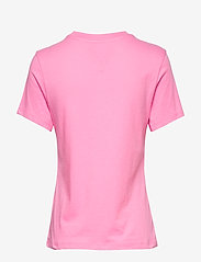 Tommy Jeans - TJW TOMMY CLASSICS T - t-shirts - pink daisy - 1