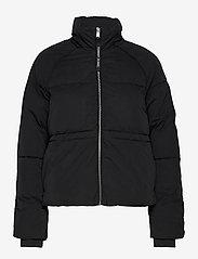 Tommy Jeans - TJW TOMMY DETAIL PUFFA JACKET - padded jackets - tommy black - 3