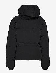 Tommy Jeans - TJW TOMMY DETAIL PUFFA JACKET - padded jackets - tommy black - 4