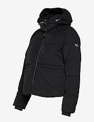 Tommy Jeans - TJW TOMMY DETAIL PUFFA JACKET - padded jackets - tommy black - 6