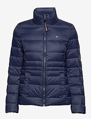 Tommy Jeans - TJW MODERN DOWN JACKET - padded jackets - black iris - 1