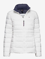 Tommy Jeans - TJW MODERN DOWN JACKET - padded jackets - classic white - 0