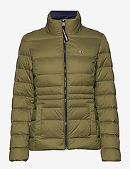 Tommy Jeans - TJW MODERN DOWN JACKET - padded jackets - martini olive - 1