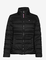 Tommy Jeans - TJW MODERN DOWN JACKET - padded jackets - tommy black - 1