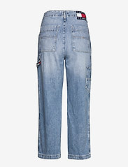 Tommy Jeans - CARGO PANT  NTSLR - straight jeans - 90s light bl rig - 1