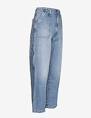 Tommy Jeans - CARGO PANT  NTSLR - straight jeans - 90s light bl rig - 6
