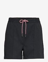 Tommy Jeans - TJW SMART JOG SHORT - shorts casual - black - 0