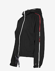 Tommy Jeans - TJW BRANDED SLEEVES WINDBREAKER - vestes legères - black - 3