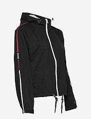 Tommy Jeans - TJW BRANDED SLEEVES WINDBREAKER - vestes legères - black - 4