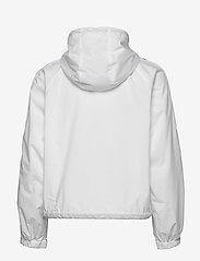 Tommy Jeans - TJW BRANDED SLEEVES WINDBREAKER - vestes legères - white - 2