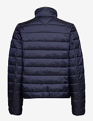 Tommy Jeans - TJW QUILTED ZIP THRU - padded jackets - twilight navy - 3
