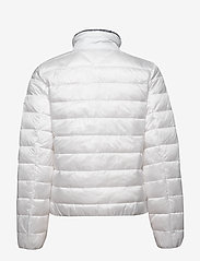 Tommy Jeans - TJW QUILTED ZIP THRU - padded jackets - white - 2