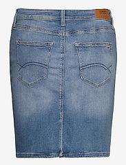 Tommy Jeans - CLASSIC DENIM SKIRT - jupes en jeans - victoria lt bl str - 1