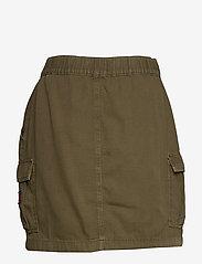 Tommy Jeans - SHORT CARGO SKIRT OL - jupes courtes - olive tree canvas - 1