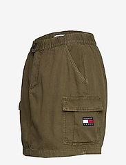 Tommy Jeans - SHORT CARGO SKIRT OL - jupes courtes - olive tree canvas - 2