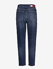 Tommy Jeans - MOM JEAN HR TPRD CNDBCF - mom jeans - cony dark blue comfort - 1
