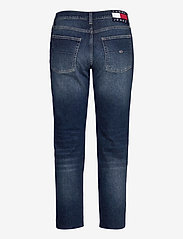 Tommy Jeans - IZZY HR SLIM ANKLE CNDBCF - straight jeans - cony dark blue comfort - 1