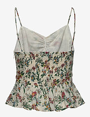 Tommy Jeans - TJW SUMMER PRINTED STRAP TOP - tops zonder mouwen - hawaii print - 1