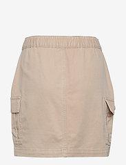 Tommy Jeans - TJW CARPENTER SKIRT - jupes courtes - soft beige - 1