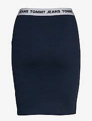 Tommy Jeans - TJW BODYCON SKIRT - midi skirts - twilight navy - 1