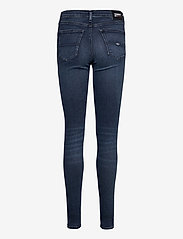 Tommy Jeans - NORA MR SKNY DYLDBS - straight jeans - dynamic lora dark blue str - 1