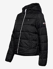 Tommy Jeans - TJW SIDE SLIT JACKET - down- & padded jackets - black - 3