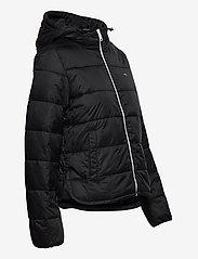 Tommy Jeans - TJW SIDE SLIT JACKET - down- & padded jackets - black - 4