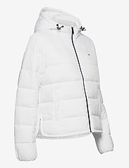 Tommy Jeans - TJW SIDE SLIT JACKET - down- & padded jackets - white - 4