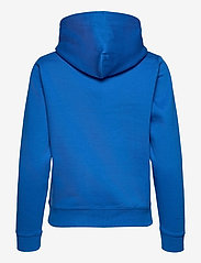 Tommy Jeans - TJW REGULAR FLEECE HOODIE - sweatshirts & hoodies - gulf coast blue - 1