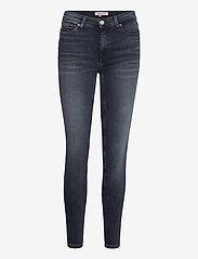 Tommy Jeans - NORA MR SKNY ABBS - skinny jeans - albany bl bk str - 0