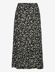 Tommy Jeans - TJW TIERED FLORAL MIDI SKIRT - midi kjolar - floral print - 1