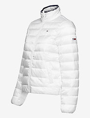 Tommy Jeans - TJW QUILTED ZIP THROUGH - dun- & vadderade jackor - white - 2