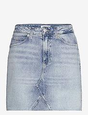 Tommy Jeans - SHORT DENIM SKIRT ALBC - jeanskjolar - ames lb com - 0