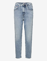 Tommy Jeans - MOM JEAN UHR TPR AE611 LBC - mammajeans - denim light - 0