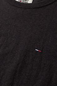 Tommy Jeans - TJM ORIGINAL TRIBLEND TEE - basic t-shirts - tommy black - 2