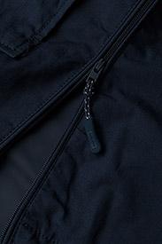 Tommy Jeans - TJM LOGO PULLOVER JA - light jackets - black iris - 5