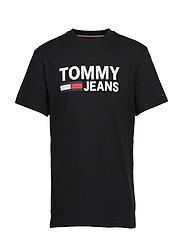 TJM TOMMY CLASSICS L - TOMMY BLACK