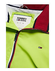 Tommy Jeans - TJM ESSENTIAL CASUAL - bomber jackets - acid lime - 4