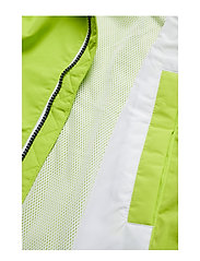 Tommy Jeans - TJM ESSENTIAL CASUAL - bomber jackets - acid lime - 6