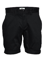 TJM ESSENTIAL CHINO SHORT - BLACK