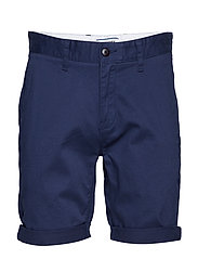 TJM ESSENTIAL CHINO SHORT - BLACK IRIS