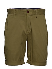TJM ESSENTIAL CHINO SHORT - UNIFORM OLIVE