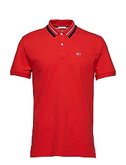 TJM TOMMY CLASSICS S - FLAME SCARLET