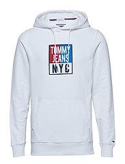 TJM ESSENTIAL GRAPHI - CLASSIC WHITE. Tommy Jeans fddad9391b3c1
