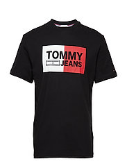 TJM ESSENTIAL SPLIT, - TOMMY BLACK