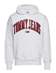 TJM CLEAN COLLEGIATE - CLASSIC WHITE