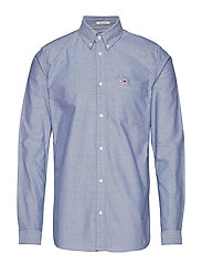 TJM CLASSICS OXFORD SHIRT - BLACK IRIS